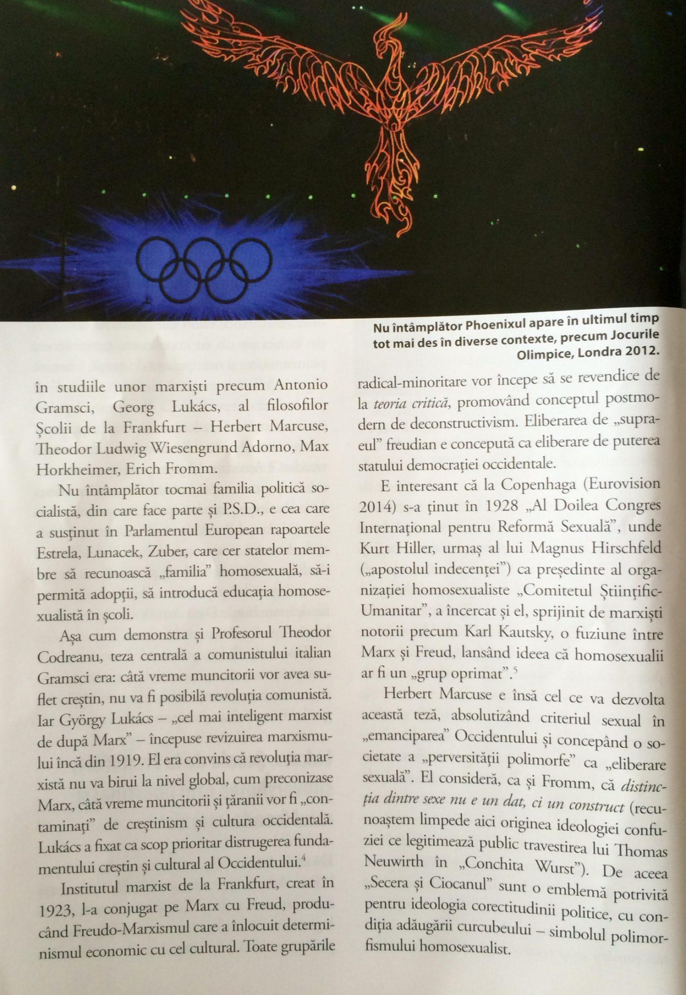 Copilul tau, Eurovision 2014, NATO, mamaliga, Putin, tezaurul romanesc si America. Doamne-ajuta 5
